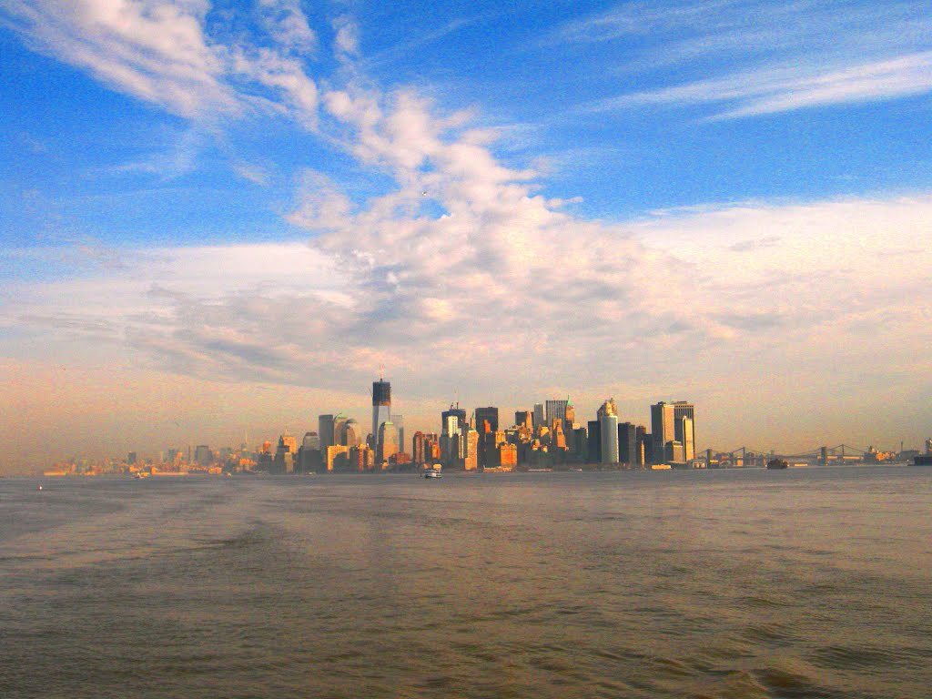 Manhattan classic, Нью-Виндсор