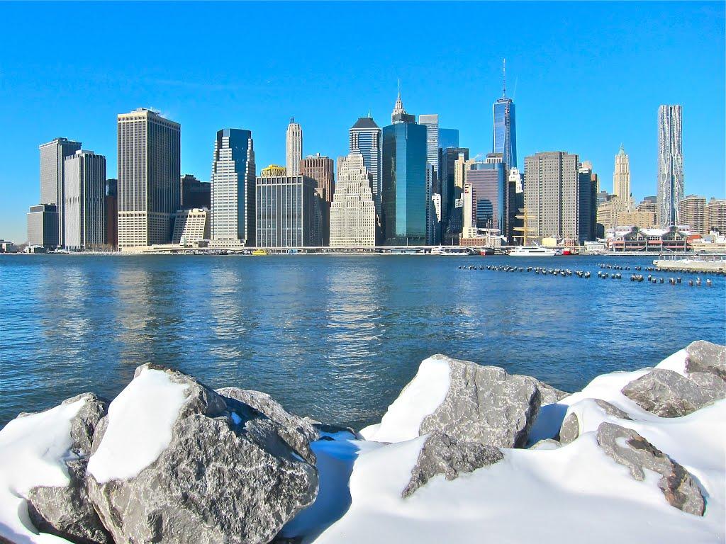 Manhattan. New York., Нью-Йорк