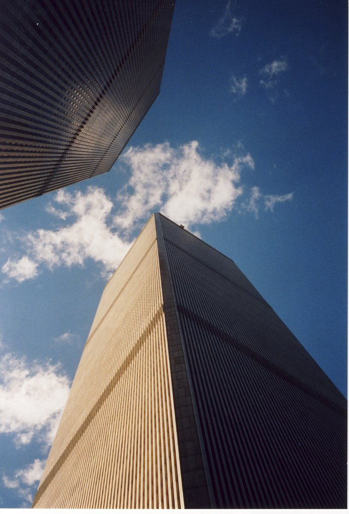 Between the WTC Towers, Нью-Йорк