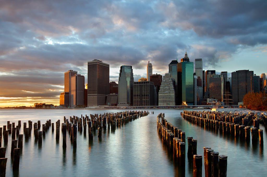 NYC Skyline, Нью-Йорк