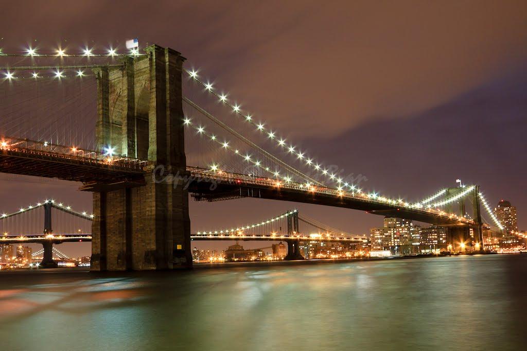 BMW Bridges, Нью-Йорк
