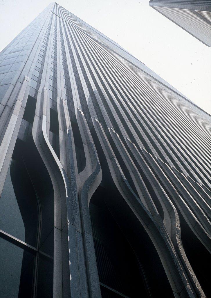 THE AURA IS STILL AROUND, Нью-Йорк-Миллс