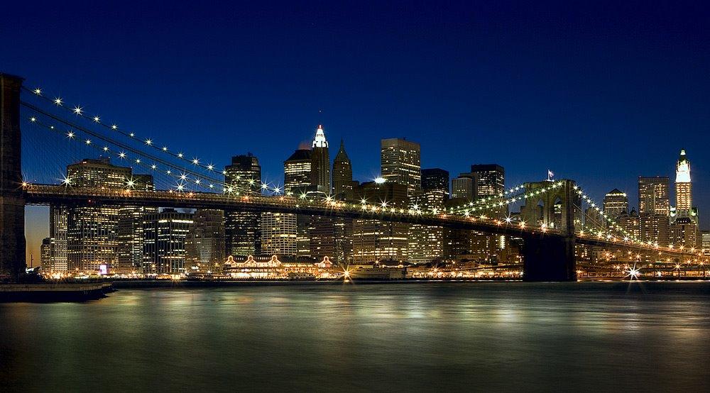 Brooklyn Bridge, Нью-Йорк-Миллс