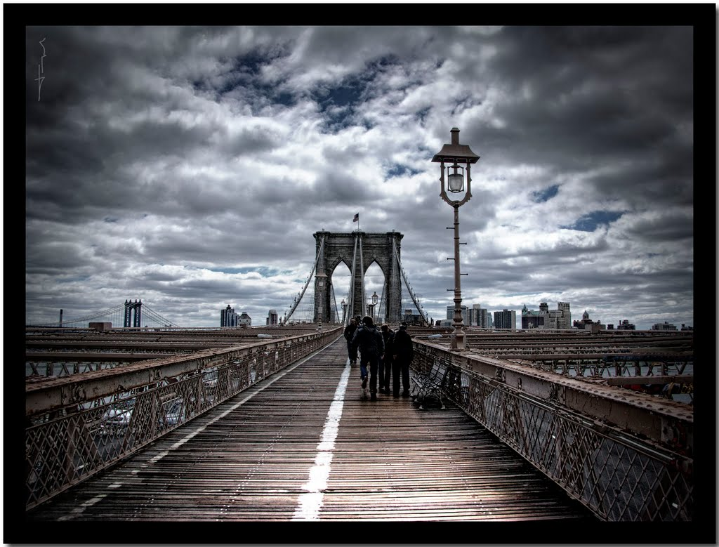 Walk on the wild side, Нью-Йорк-Миллс