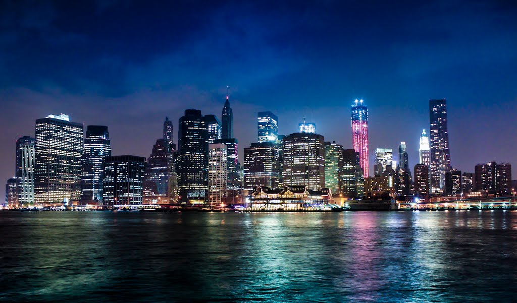 Dives color, Нью-Йорк-Миллс