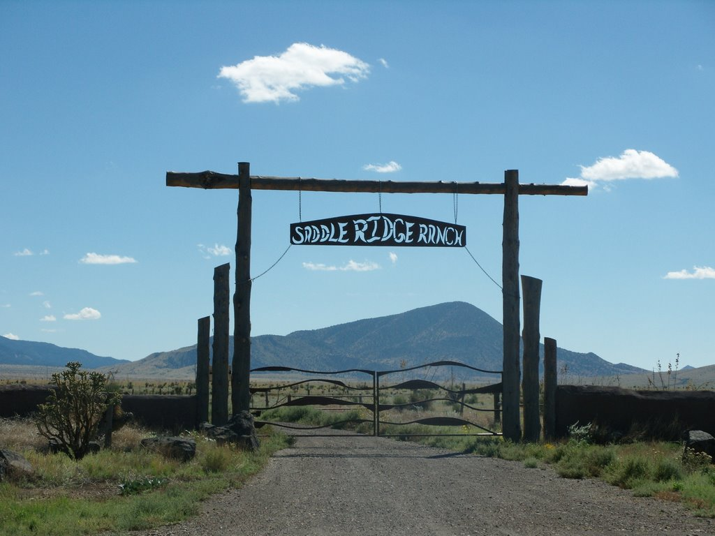Saddle Ridge Ranch, Карризозо