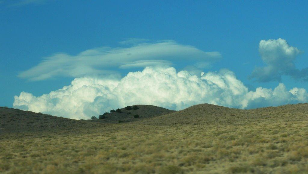 Az a fantasztikus New Mexico-i égbolt...!, Карризозо