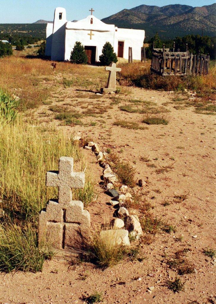 Golden, New Mexico, Корралес