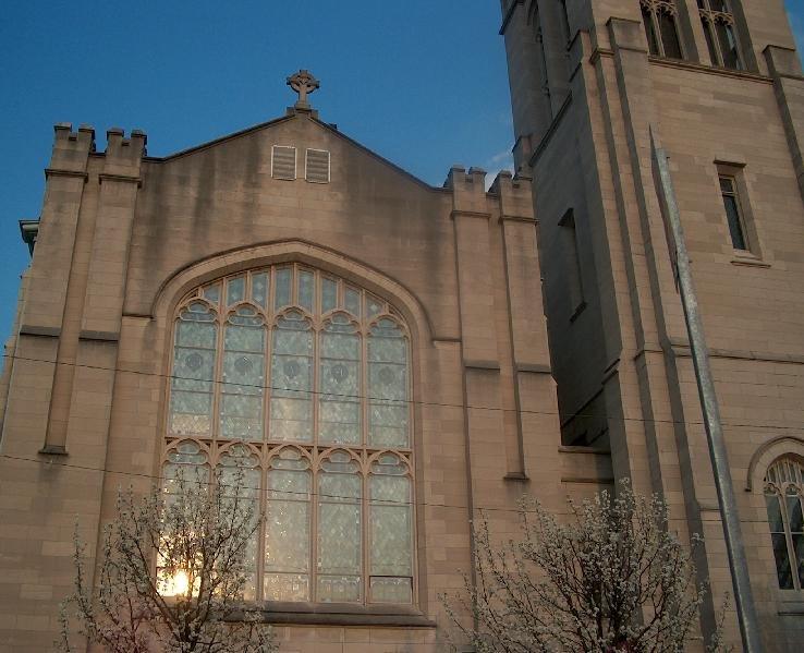 Downtown Church, Занесвилл