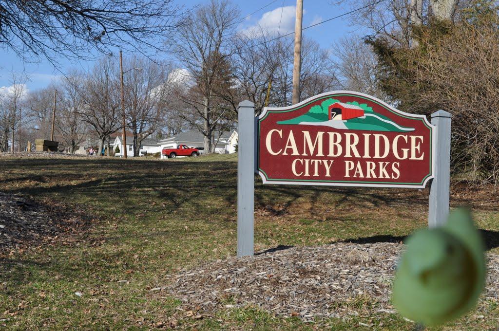 Cambridge City Park, Кембридж