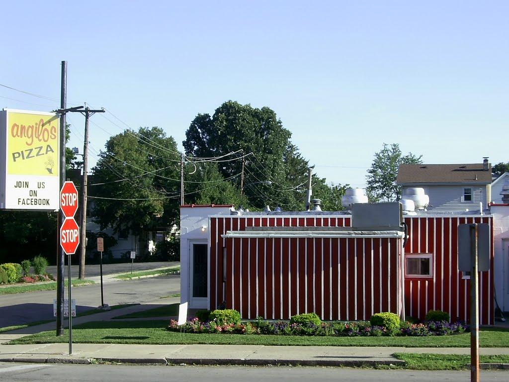 Angilos pizza Norwood,ohio, Норвуд
