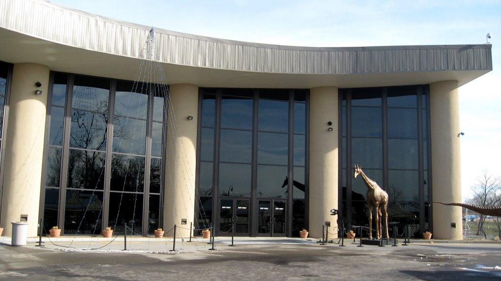 Creation Museum, Ньюбург-Хейгтс