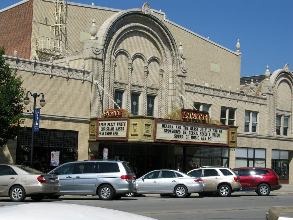 Movie theater sandusky ohio