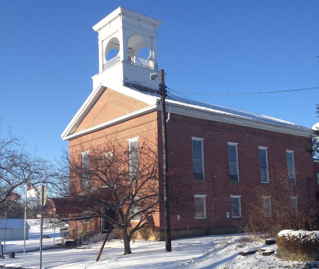 Chesterville Methodist Church, Таллмадж
