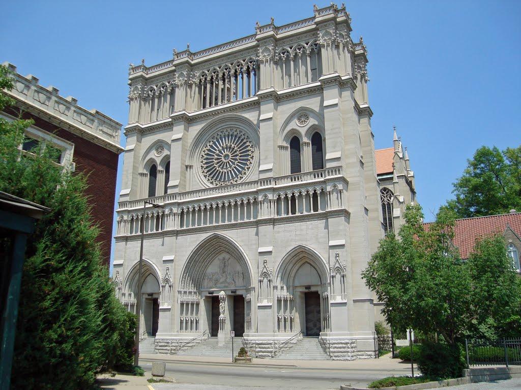 St. Marys Basilica(RamaReddy Vogireddy), Файрвью-Парк