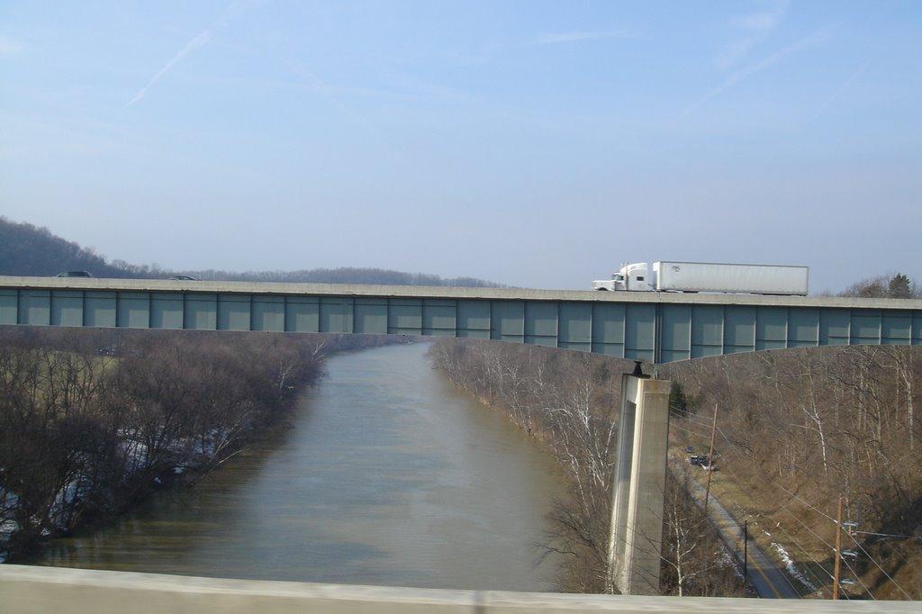 Kentucky River, Форт МкКинли