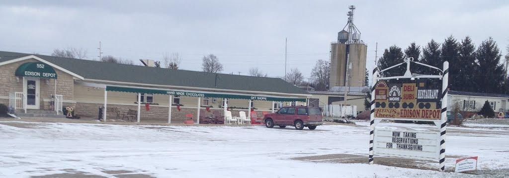 Edison Depot, Эдисон