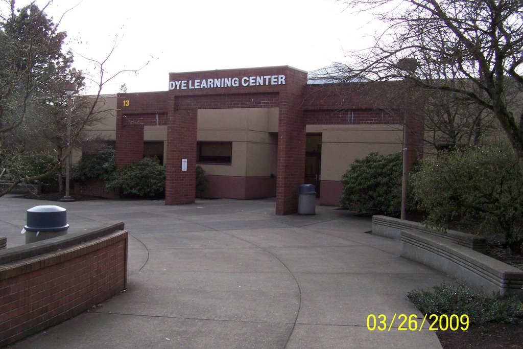 Dye Learning Center, Седар-Хиллс