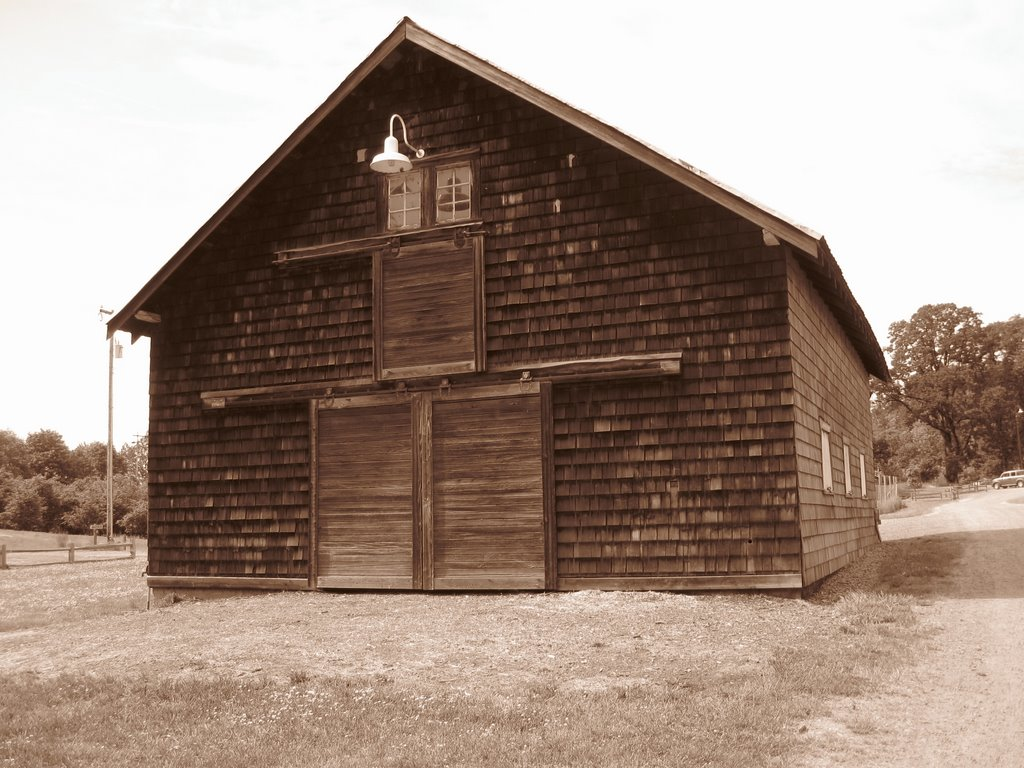 Old Barn, Спрингфилд