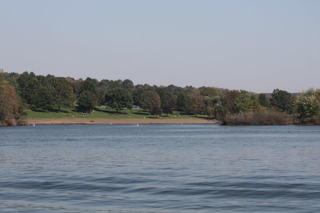 Blue Marsh Lake Day Use Area, Вернерсвилл