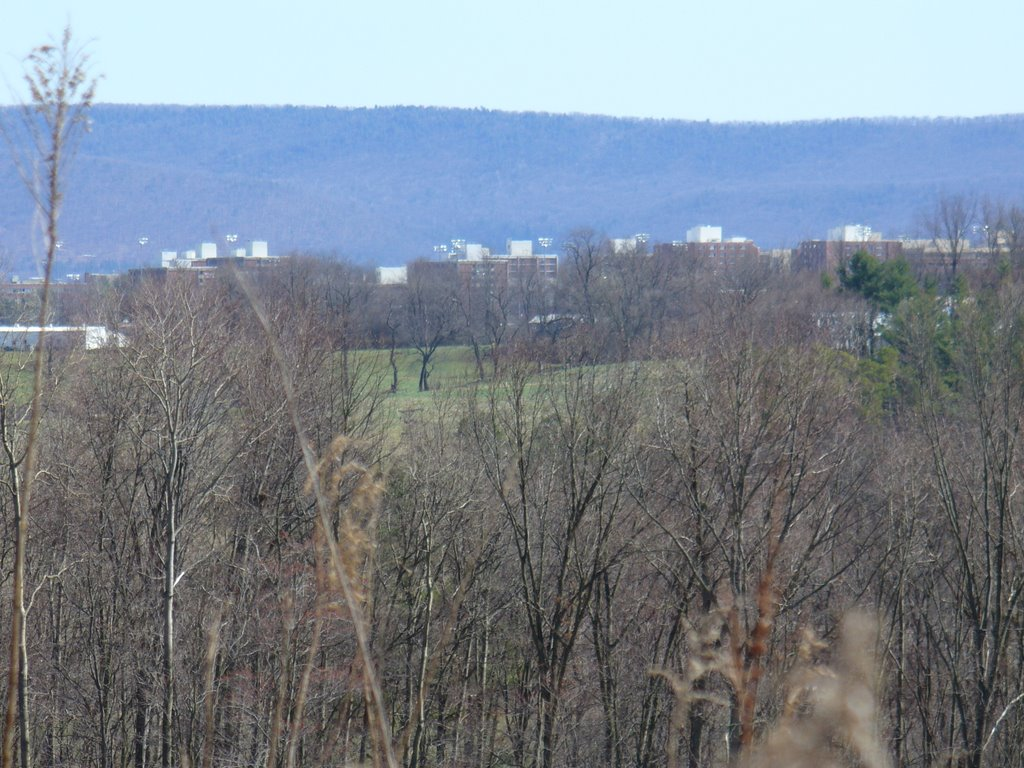 Penn State From Up Top & Afar, Вест-Ридинг