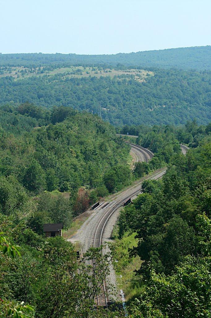 NS Pittsburgh Line, Галлицин