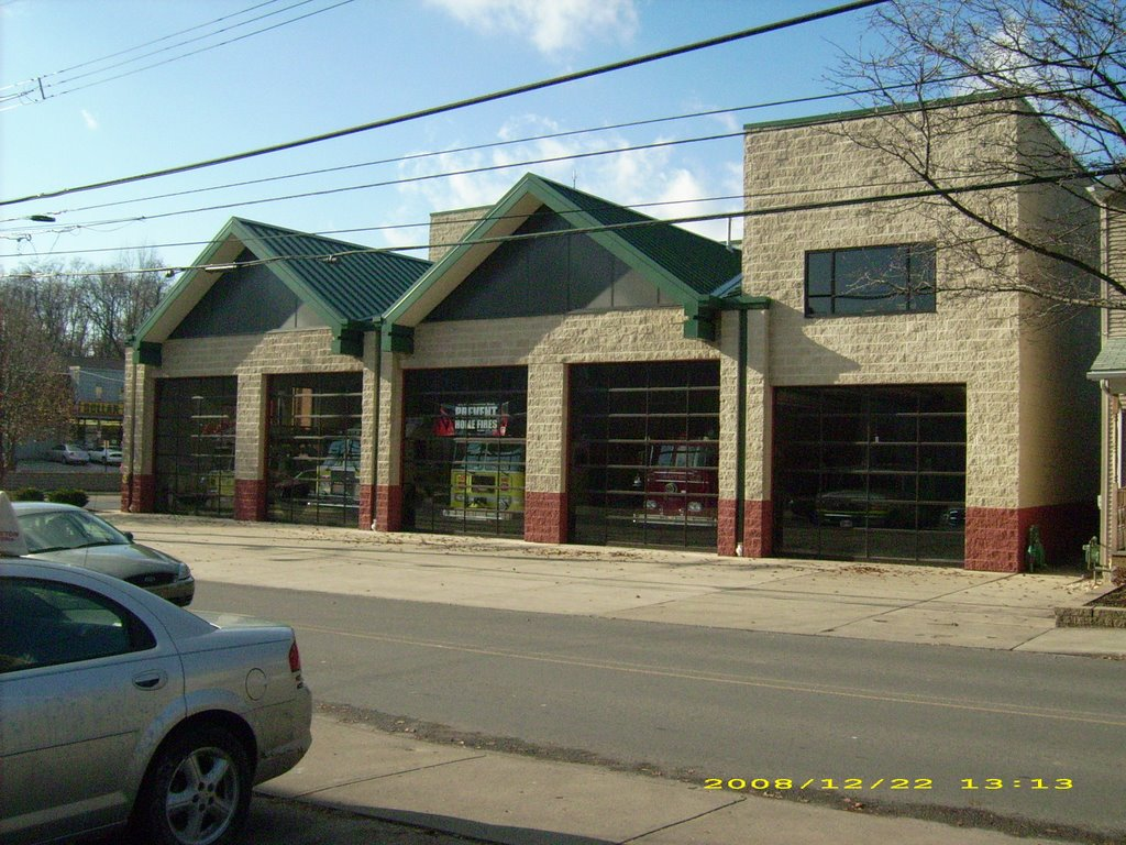 Crafton Volunteer fire Dept and Hall, Грин-Три