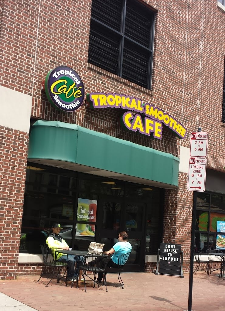 Tropical Smoothie Cafe, Ланкастер