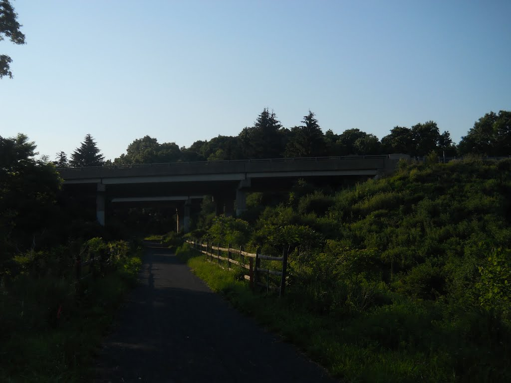 Bellefonte Central Rail Trail, Парксбург