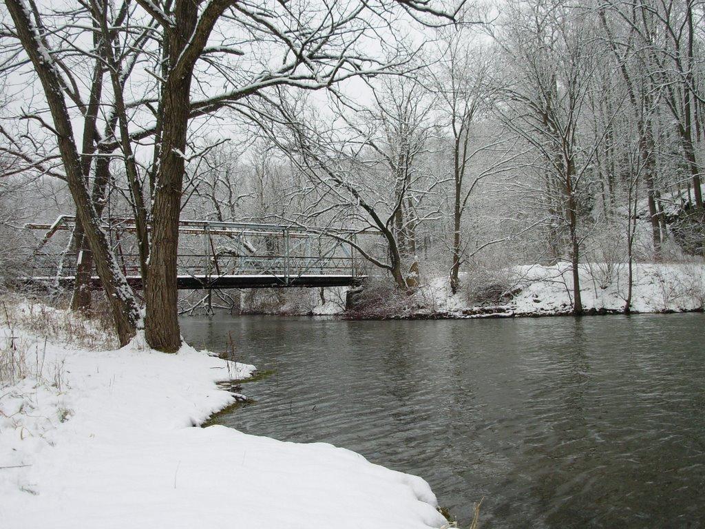 Spring Creek, Benner Twp PA, Саксонбург