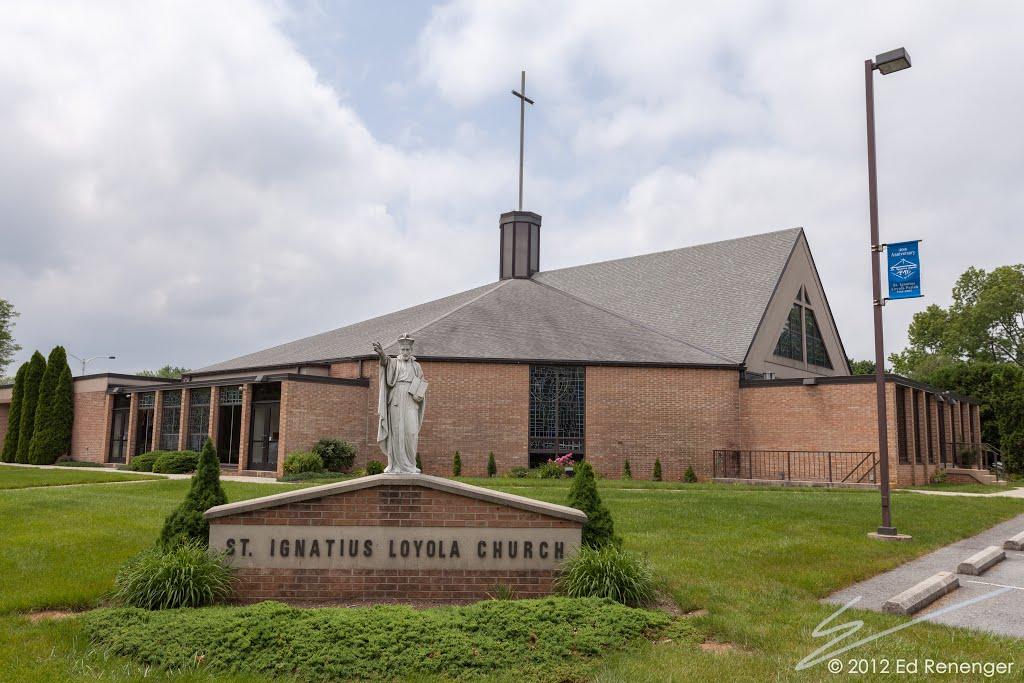 St. Ignatius Loyola Parish, Синкинг-Спринг