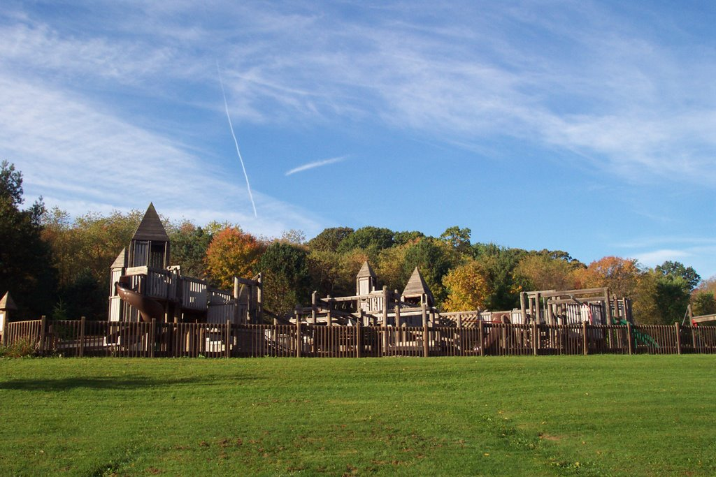 Knob Hill Park playground, Экономи