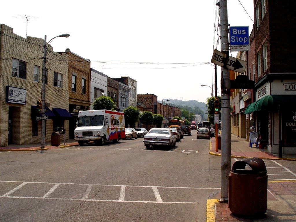 Ambridge, PA, Экономи