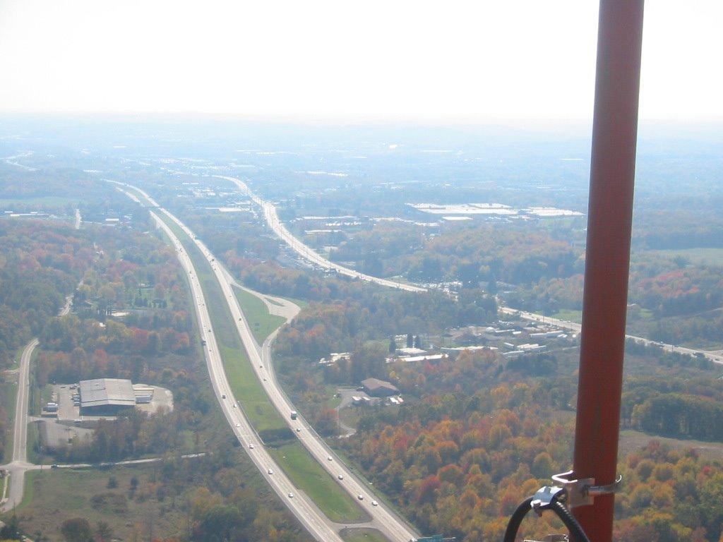 View of Cranberry, Экономи