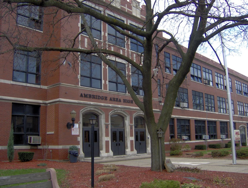 Ambridge Area High School (Old), Экономи