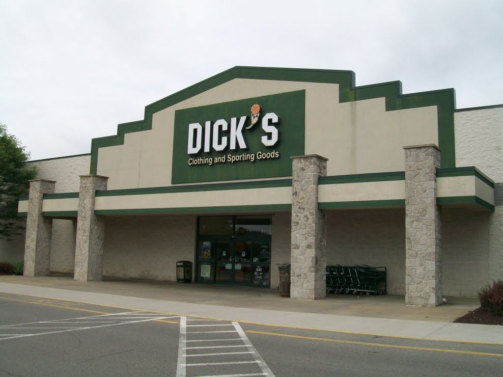 Dicks Sporting Goods - Cranberry TWP, PA, Экономи