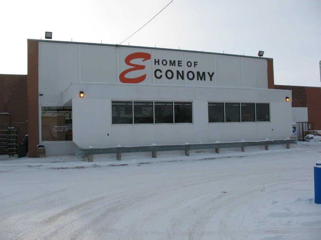 Home of Economy - Grafton, Графтон