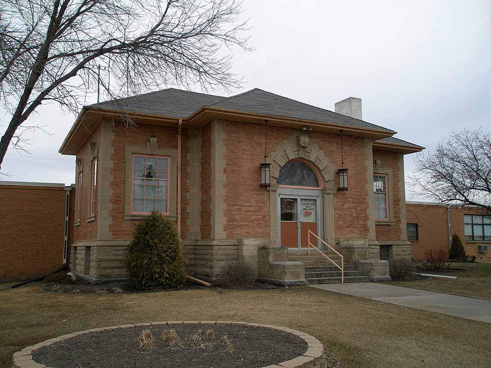 Carnegie Regional Library, Графтон