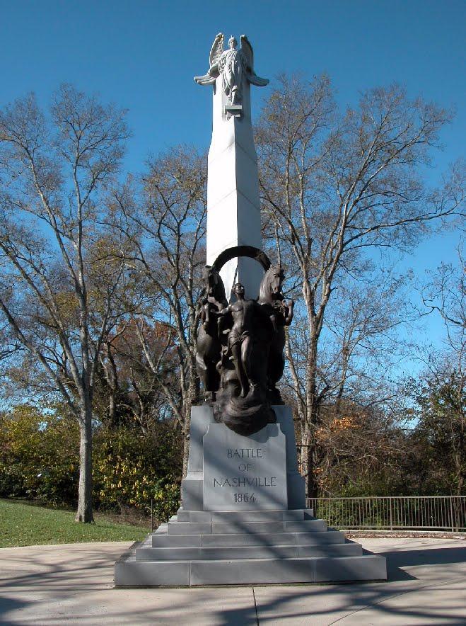 Peace Monument, Берри Хилл
