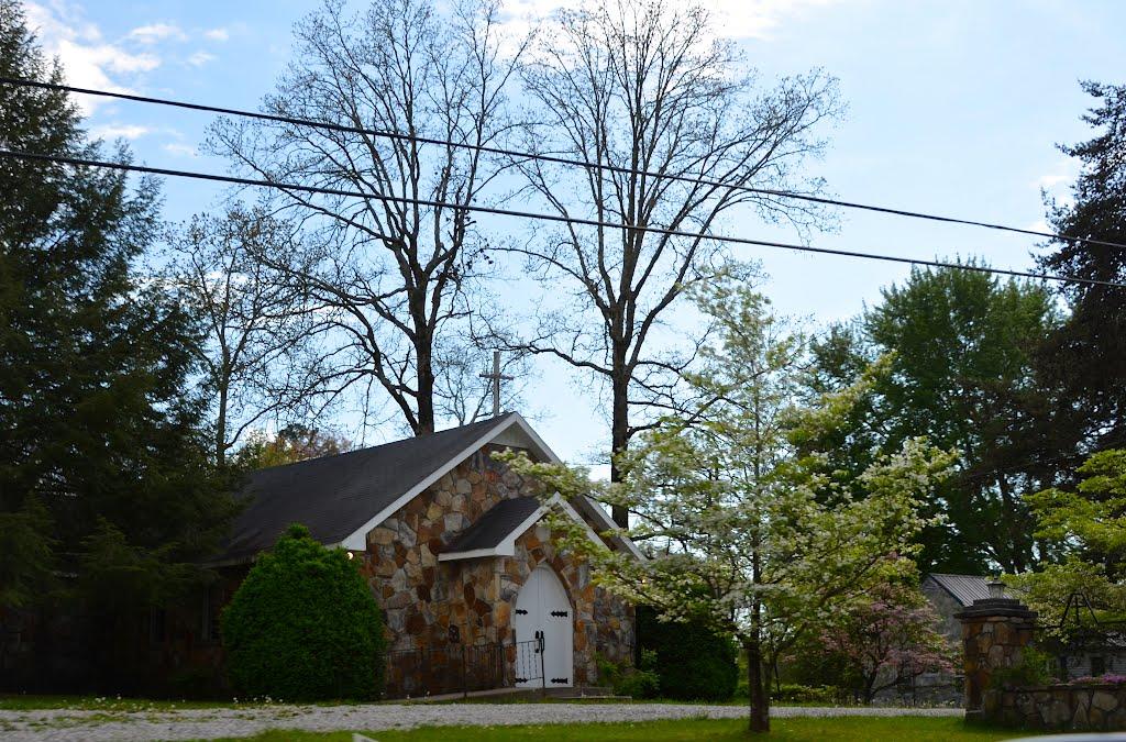 Country church, Коалмонт