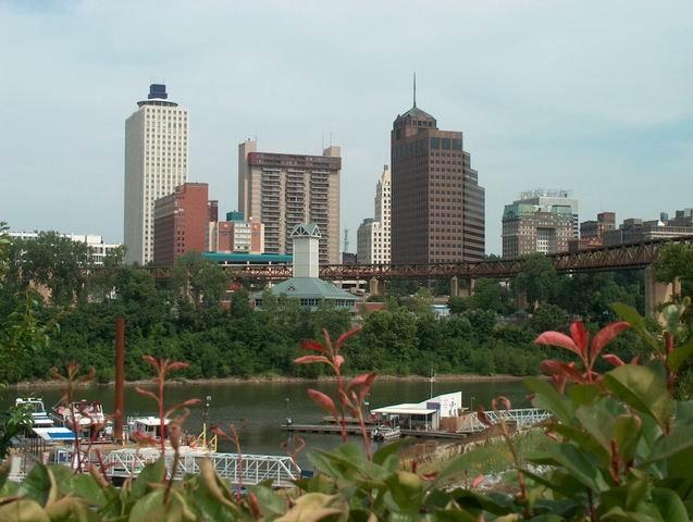 View on Memphis, Мемфис