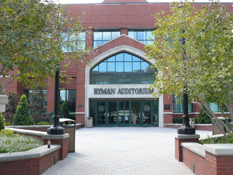 Ryman Theatre, Nashville, Tn, Нашвилл
