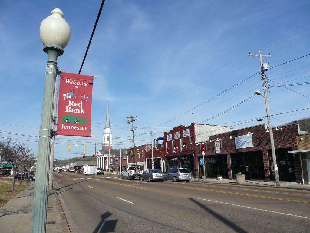 Street, Ред Банк