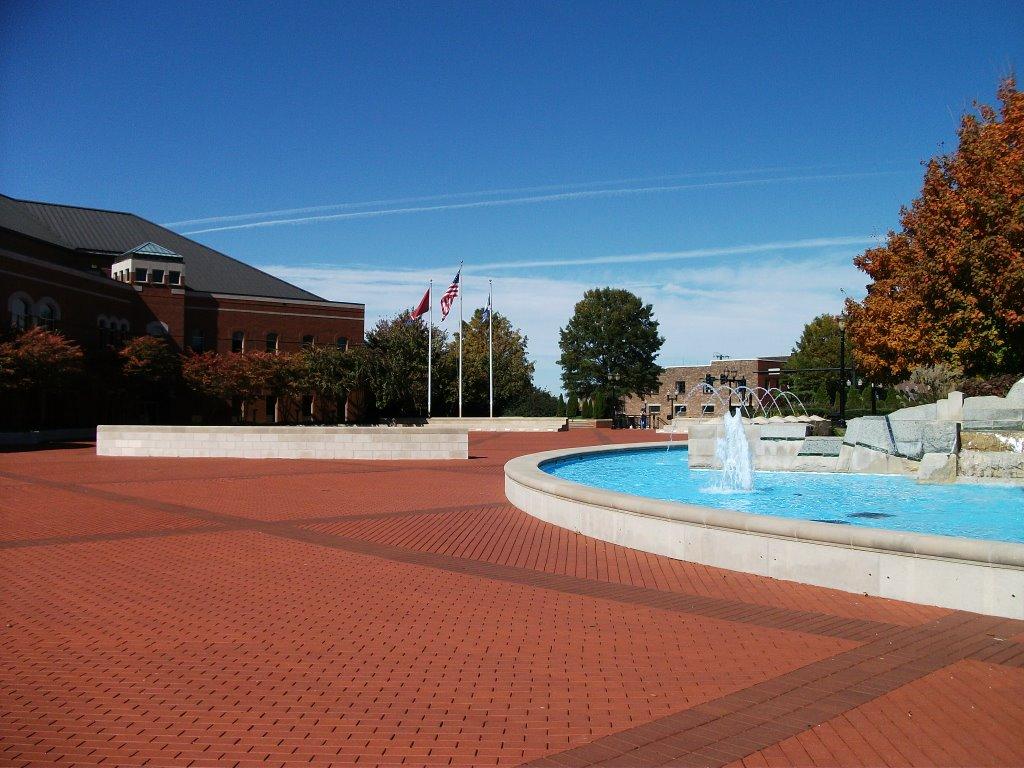 Downtown Murfreesboro TN, Сентертаун