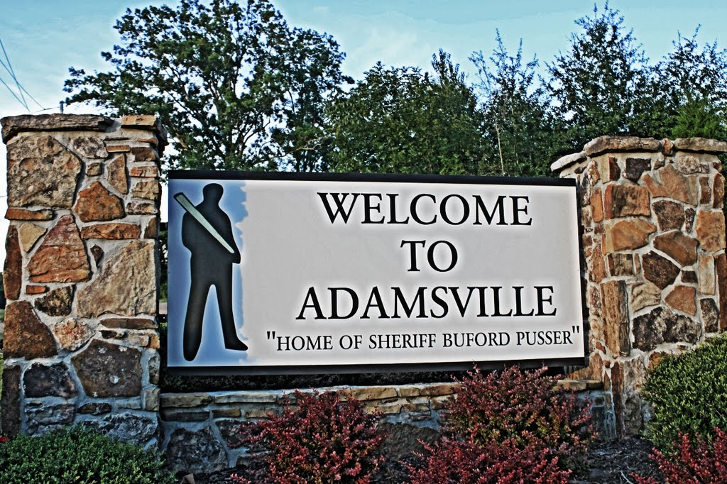 Welcome to Adamsville, TN, Трезевант