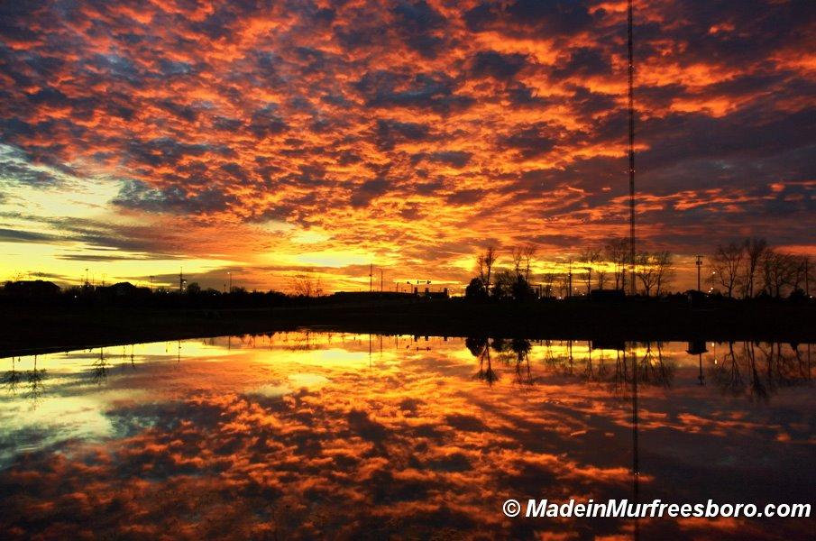 MTSU Sunset 2, Хумболдт