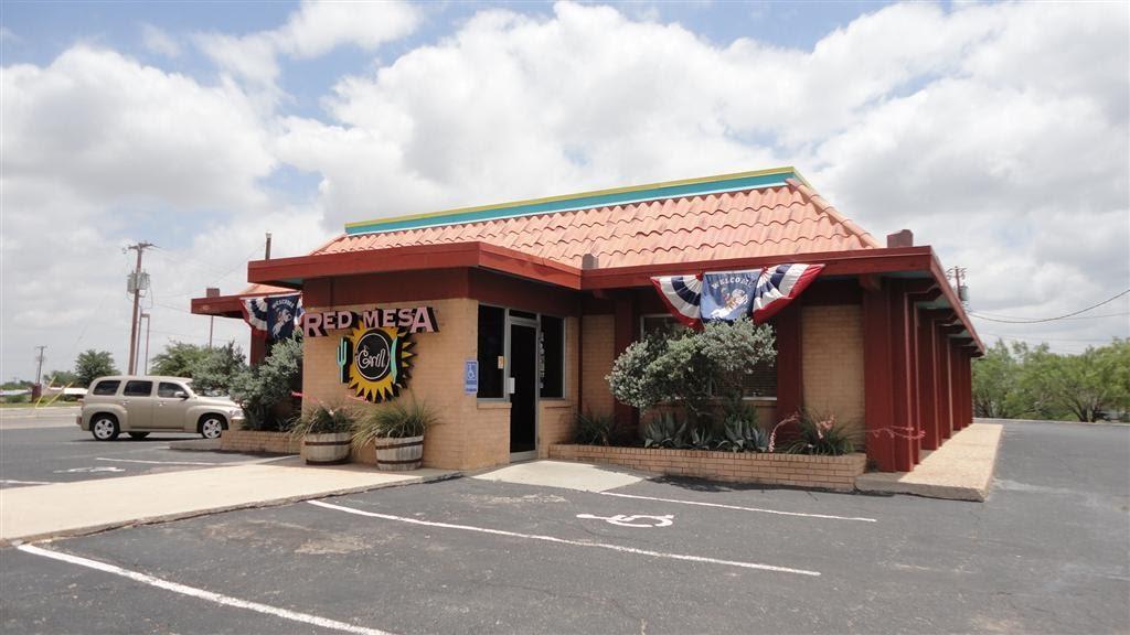 Red Mesa Grill, Биг-Спринг