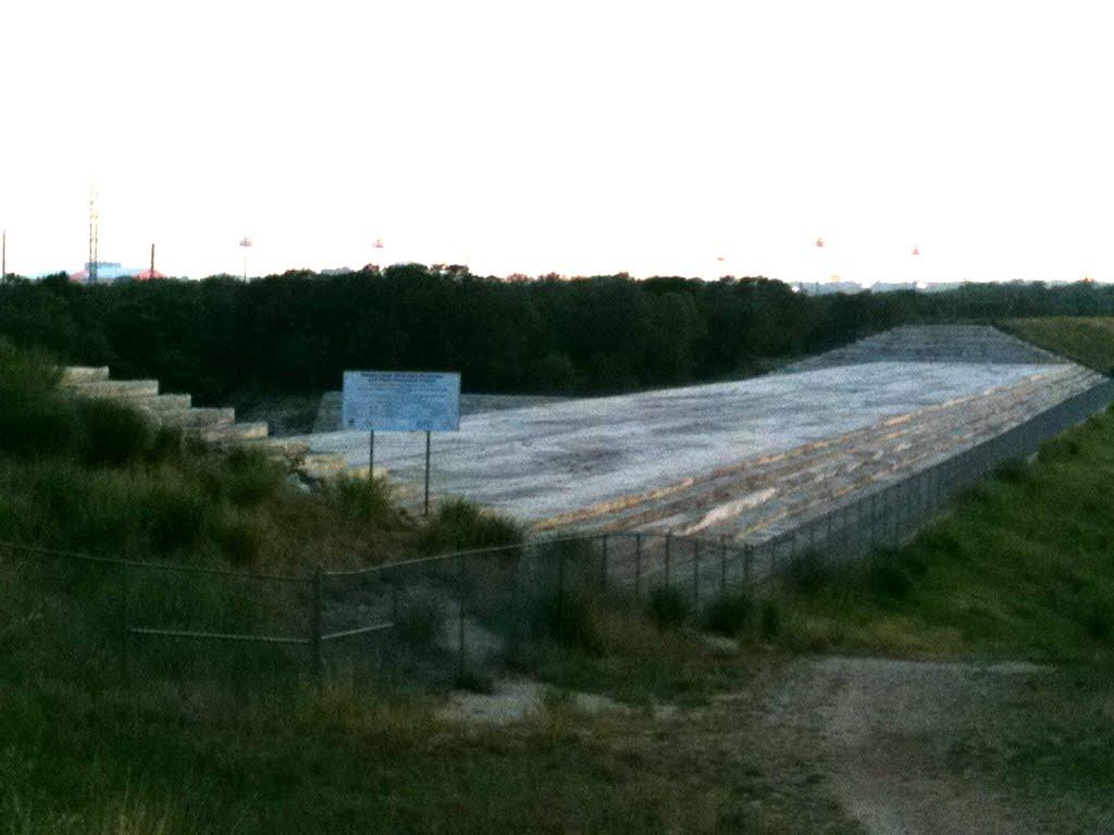 Salado Flood Retention Dam 15R, photo 2, Кирби