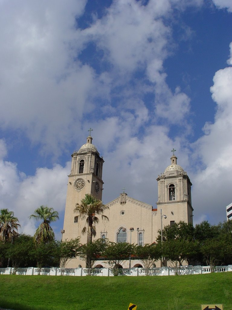 Church on the bay, Corpus Christi, Tx., Корпус-Кристи