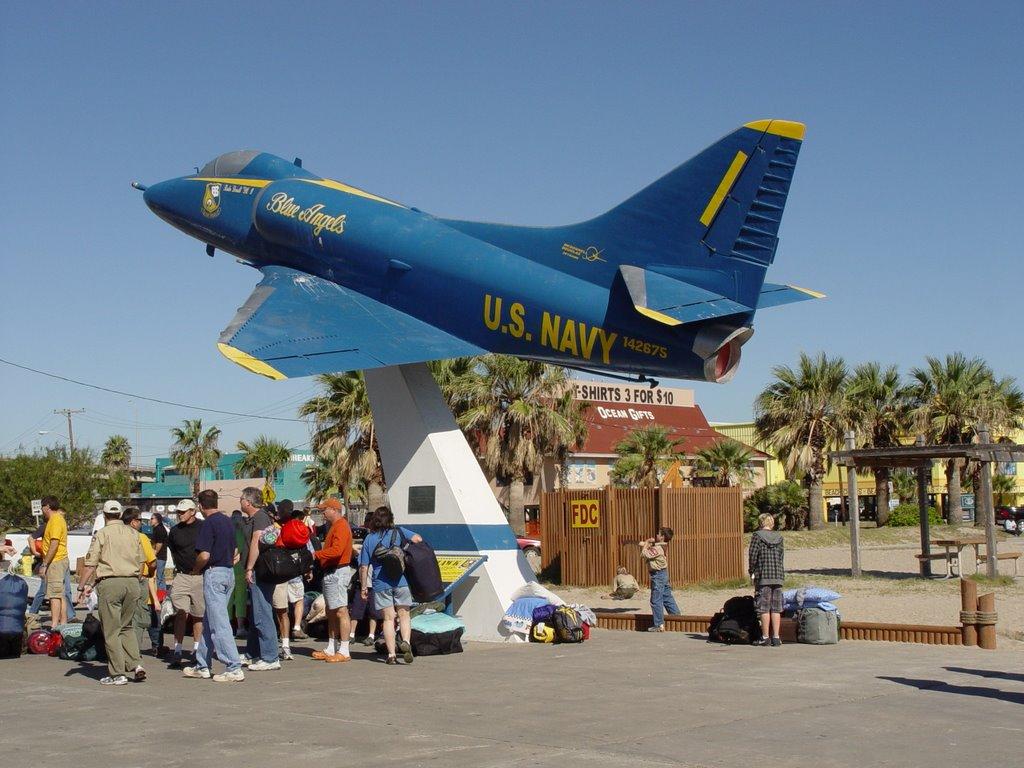 20090609-CDXXVII-Entry to USS Lexington Museum on the Bay-Corpus Christi, Корпус-Кристи
